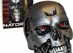 Terminator – T-800 Head 10cm – HALF SCALE ENDO SKULL – LOOTCRATE EXCLU OCC