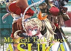 MANGA – MAGICAL TASK FORCE ASUKA – Tome 10