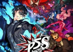 Persona 5 Strikers Limited Edition / JPN UK (voice) – E F I G S (text) – PS4