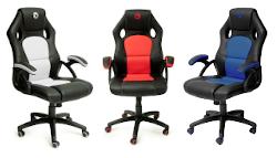Chaises Gaming à partir de 129,99€