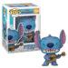 POP! Disney – LILO & STITCH – Bobble Head POP N° 1044 – STITCH with UKULELE