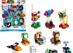 LEGO 71394 Super Mario Pack Surprise de Personnage – Série 3, Jouet à Collectionner pour Ensemble Super Mario